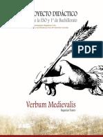 UNIDAD DIDÁCTICA - TEATRO - VERBUM MEDIEVALIS - BAGATELAS TEATRO.pdf