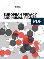 European Privacy and Human Rights - EPHR