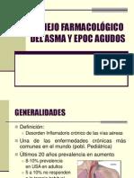 MANEJO FARMACOLÓGICO DE LAS CRISIS AGUDAS DE ASMA Y EPOC 5 ever.ppt
