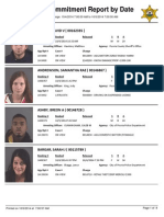 Peoria County booking sheet 10/05/14