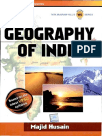 Indian Geography By Majid Hussain