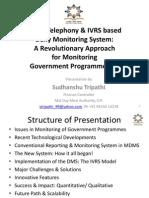 PowerPoint presentation on DMS
