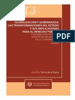 Serna De La Garza Jose Maria - Globalizacion Y Gobernanza.PDF