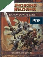D&D 4E Eberron Player's Guide