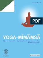 Diverse dimensions of Yoga