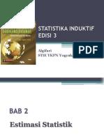 Bab2 Estimasi Statistik.pptx