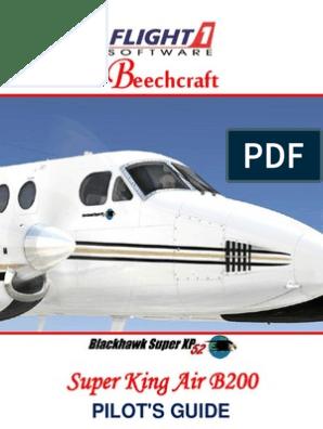 King Air Manual FSX | Airspeed | Aeronautics