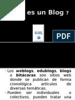 Qué es un Blog educativo educativo [Autoguardado]1