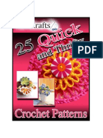 25 Quick and Thrifty Free Crochet Patterns.pdf