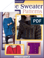 How to Knit a Sweater 7 Free Sweater Patterns.pdf