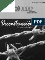 Revista Decontrucción N°1