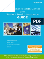 Guide to Student Health Insurance