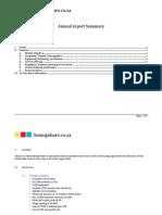 omnia annual report 2014- summary- sep 2014-2