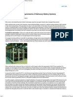 The Oft Misinterpreted Requirements of Stationary Battery Systems.pdf