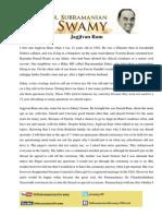 Jagjivan Ram - My meetings with great personalities