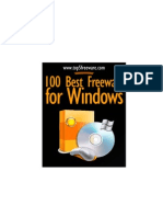 100 Best Freeware