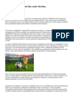 Ver Fútbol Sin coste On-line.
