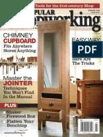 Popular Woodworking - 167 -2008