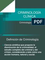 CRIMINOLOGÍA CLÍNICA.ppt