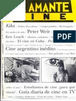 Nº 31 Revista EL AMANTE Cine.pdf