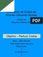 Estimación de Costos de Acarreo Utilizando Scoops.ppt