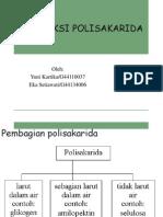 EKSTRAKSI POLISAKARIDA
