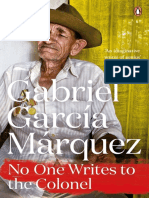 Garcia Marquez, Gabriel - No One Writes to the Colonel (Penguin, 2014)
