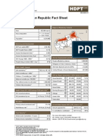 Fact Sheet for the Central African Republic