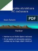 Besim Šerbečić- - Hradverska struktura PC računara.ppt