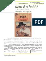 Julia Country 7 - De quem é o bebê - Kristine Rolofson.doc