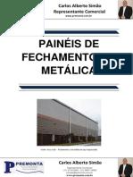 Paineis de Fechamento em Metálica.pdf