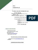UT Dallas Syllabus for biol1300.001.09f taught by Ilya Sapozhnikov (isapoz)