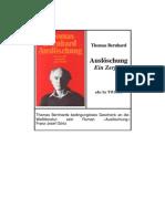 Bernhard, Thomas - Auslöschung. Ein Zerfall.pdf