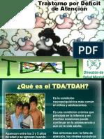 Capacitación TDAH (profesores).ppt