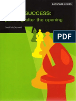 45675590 Neil McDonald CHESS SUCCESS Planning After the Opening Batsford 2007 2