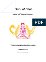 guru of chai - international tech rider metric - oct14