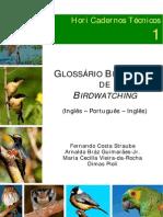 Glossario Brasileiro de Birdwatching
