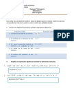 MIV–U3 Actividad 2. Álgebra