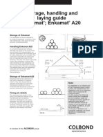 Enkamat Laying Guide, EM 23 GB a 11 2002