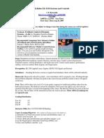 UT Dallas Syllabus for ee4310.001.09f taught by Charles Bernardin (cpb021000)