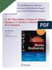 New insights in Southwestern Atlantic Ocean Oegopsid squid distribution based on juvenile green turtle ( Chelonia mydas ) diet analysis