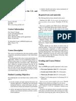 UT Dallas Syllabus for govt2302.003.09f taught by Patrick Brandt (pxb054000)