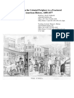 UT Dallas Syllabus for hist1301.006.09f taught by   (exs082000)
