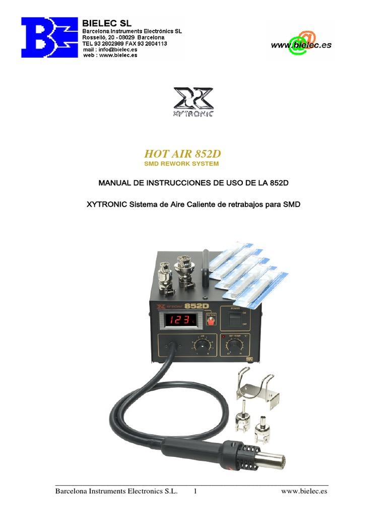 Manual de uso HOT AIR 852D _esp1_.pdf