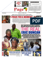 Monday, October 06, 2014 Edition