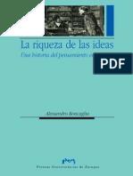 2006 Roncaglia -La riqueza de las ideas. Una historia del pensamiento económico.pdf