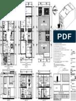 Casa Alamos plano 1 de medio pliego 72cm x 50cm 2 pisos 5.00m x 11.00m.pdf