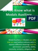 Ppt Modals Aux Jadi Fix - Copy