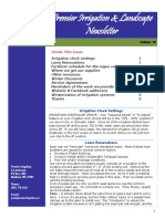 premier irrigation newsletter volume 10