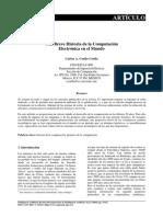 Una Breve Historia de la Computación Electrónica en el Mundo .pdf